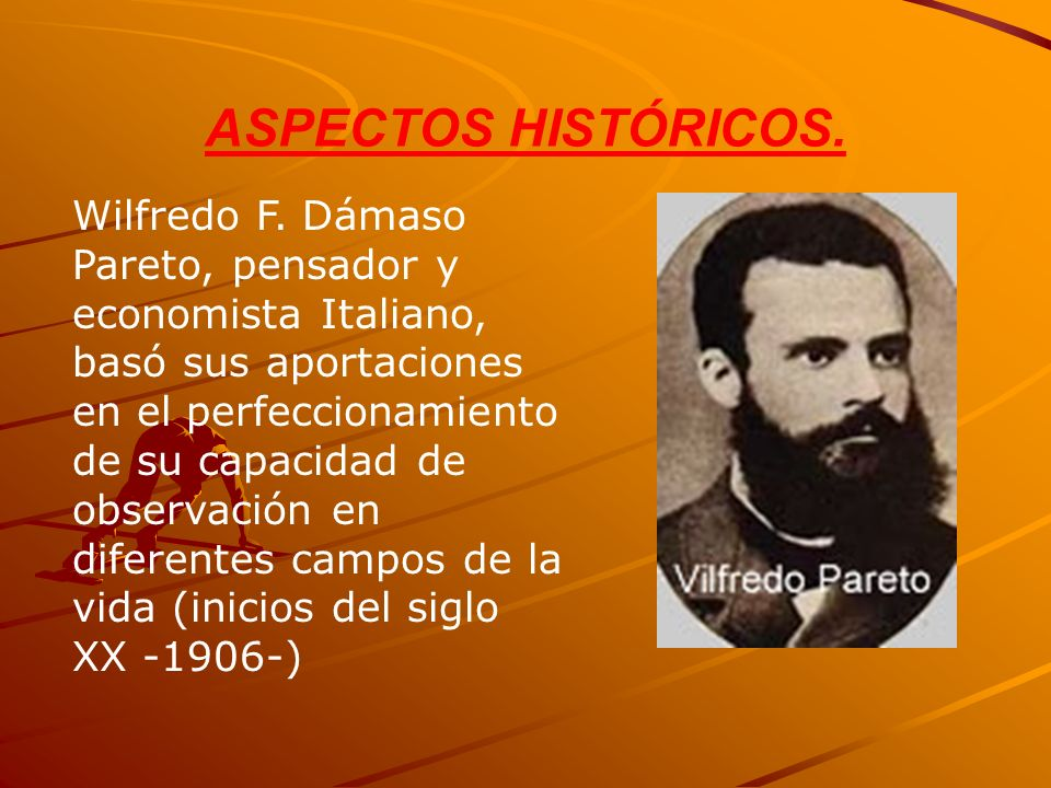 ASPECTOS HISTÓRICOS.