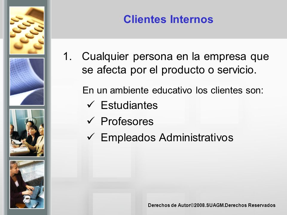 Empleados Administrativos