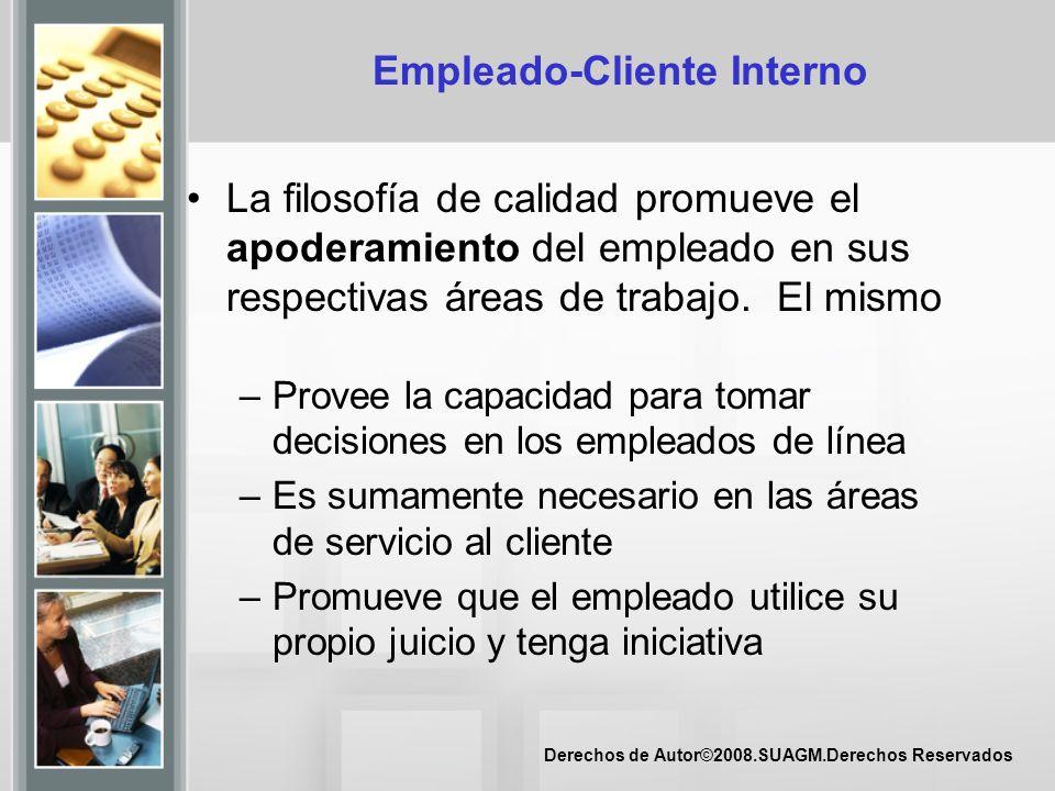 Empleado-Cliente Interno