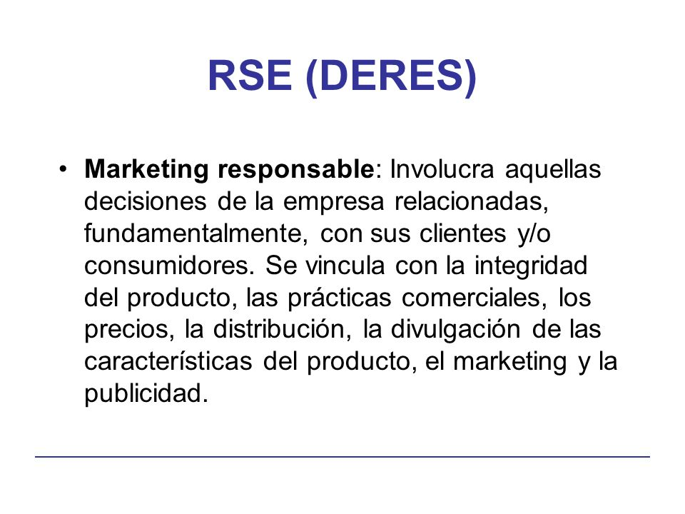 RSE (DERES)