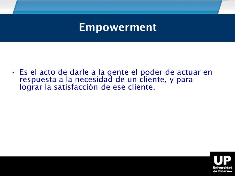 Empowerment Empowerment
