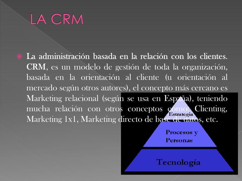 LA CRM