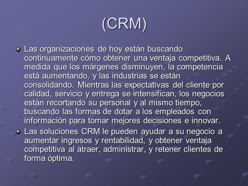 (CRM)