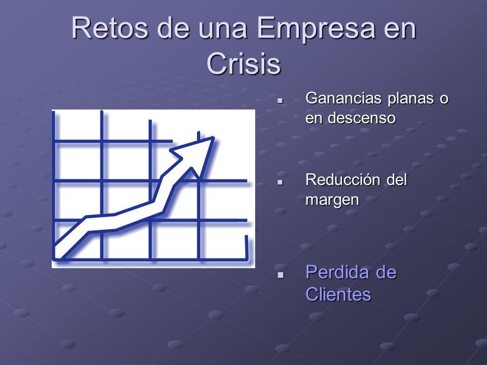 Retos de una Empresa en Crisis