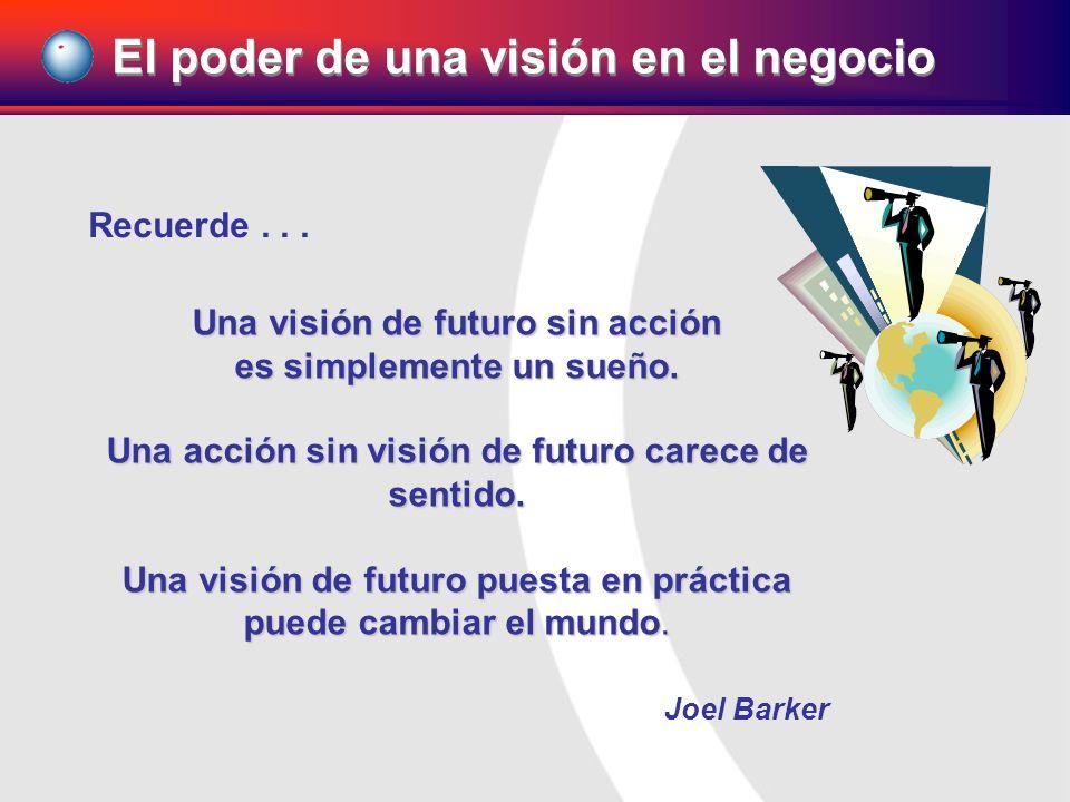 El poder de una visión en el negocio
