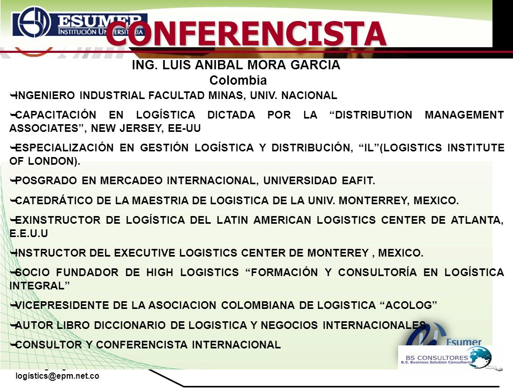 ING. LUIS ANIBAL MORA GARCIA