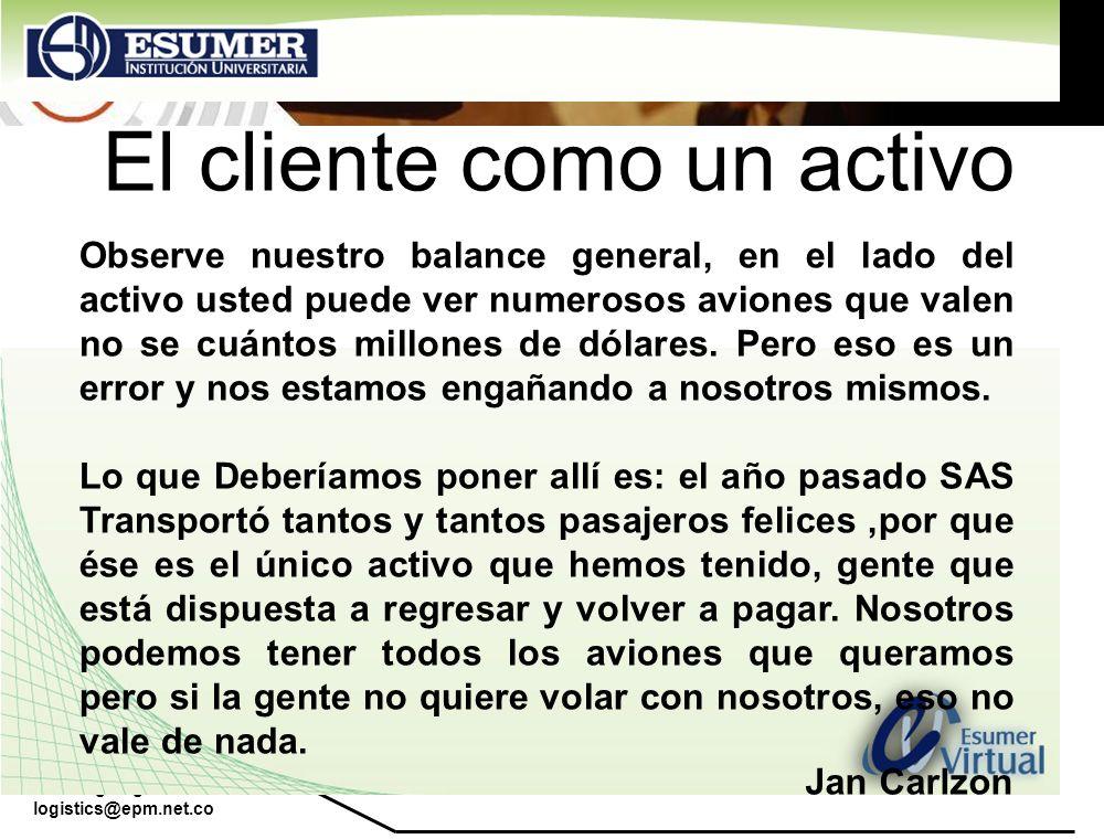 El cliente como un activo