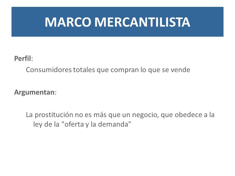 Marco MERCANTILISTA