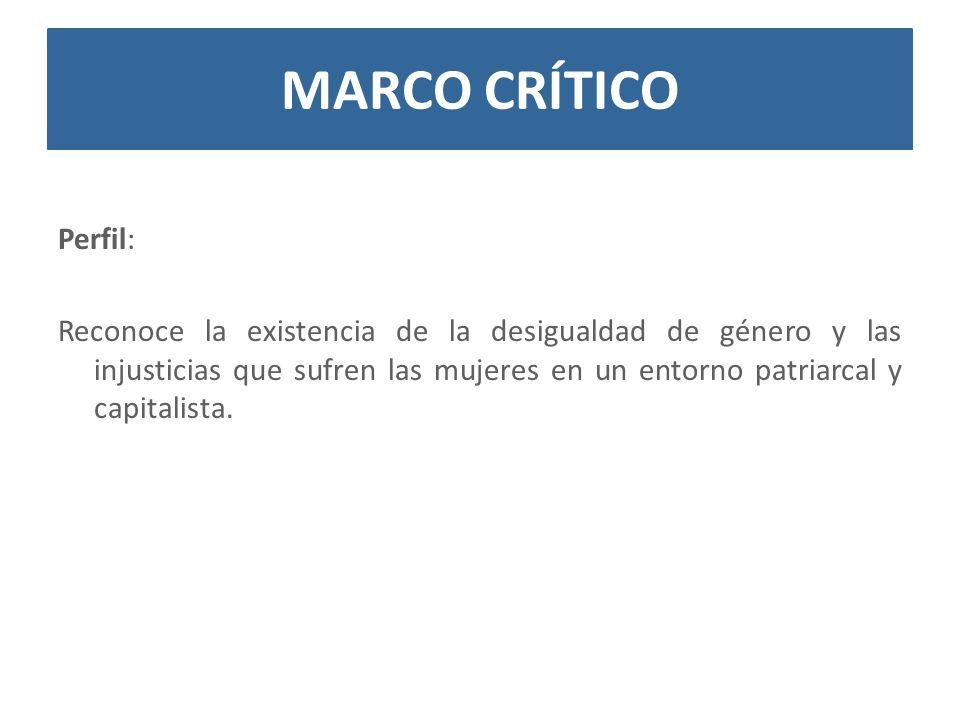 Marco crítico