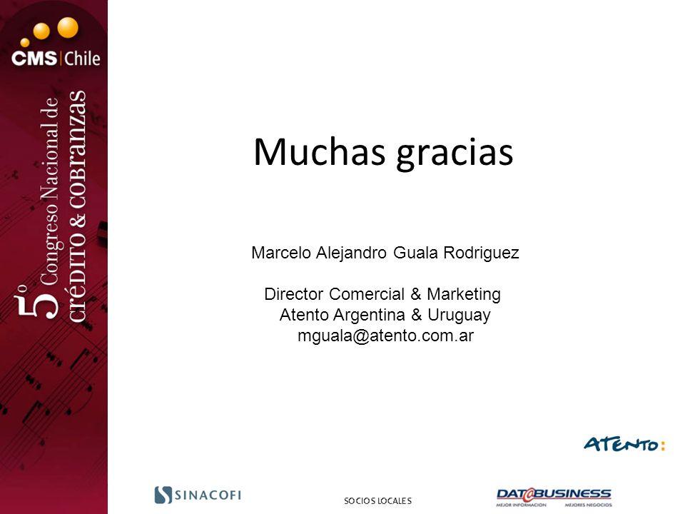 Muchas gracias Marcelo Alejandro Guala Rodriguez