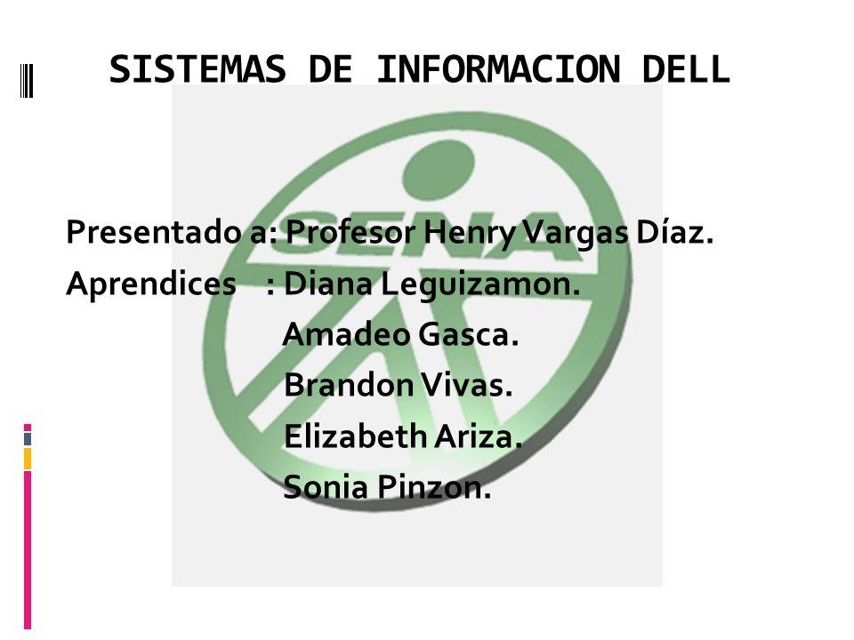 SISTEMAS DE INFORMACION DELL