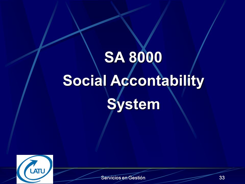 Social Accontability System