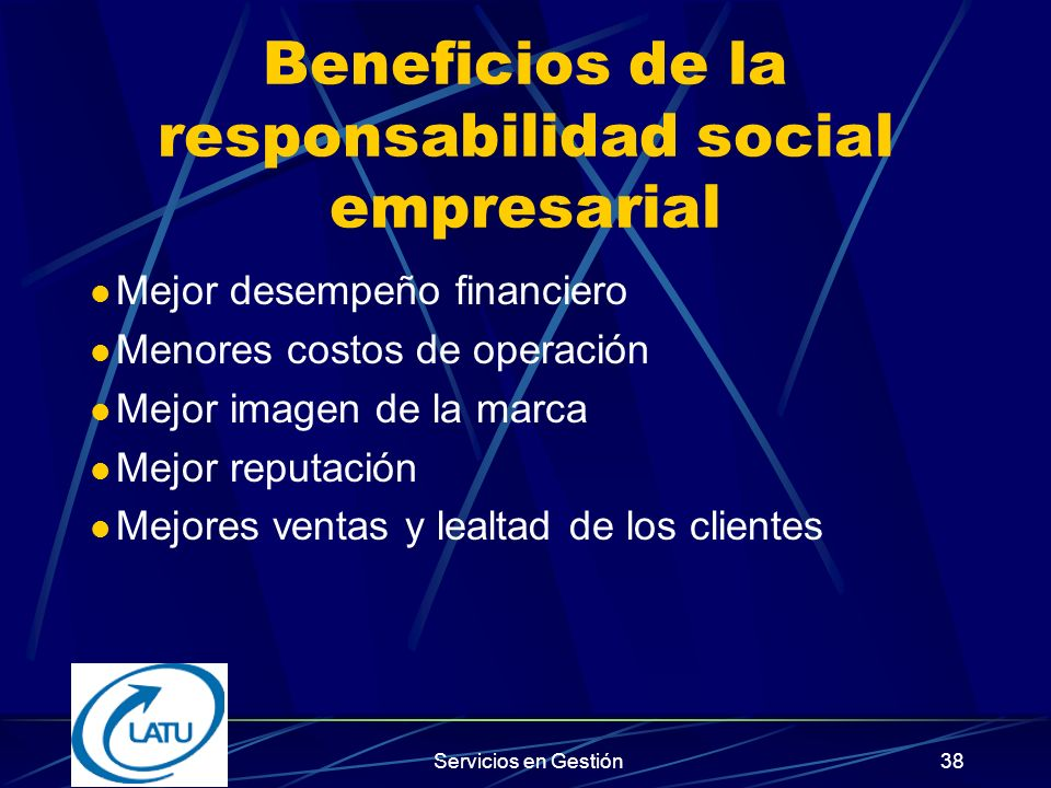 Beneficios de la responsabilidad social empresarial