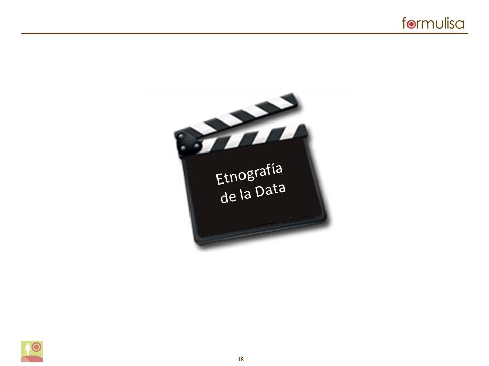 Etnografía de la Data