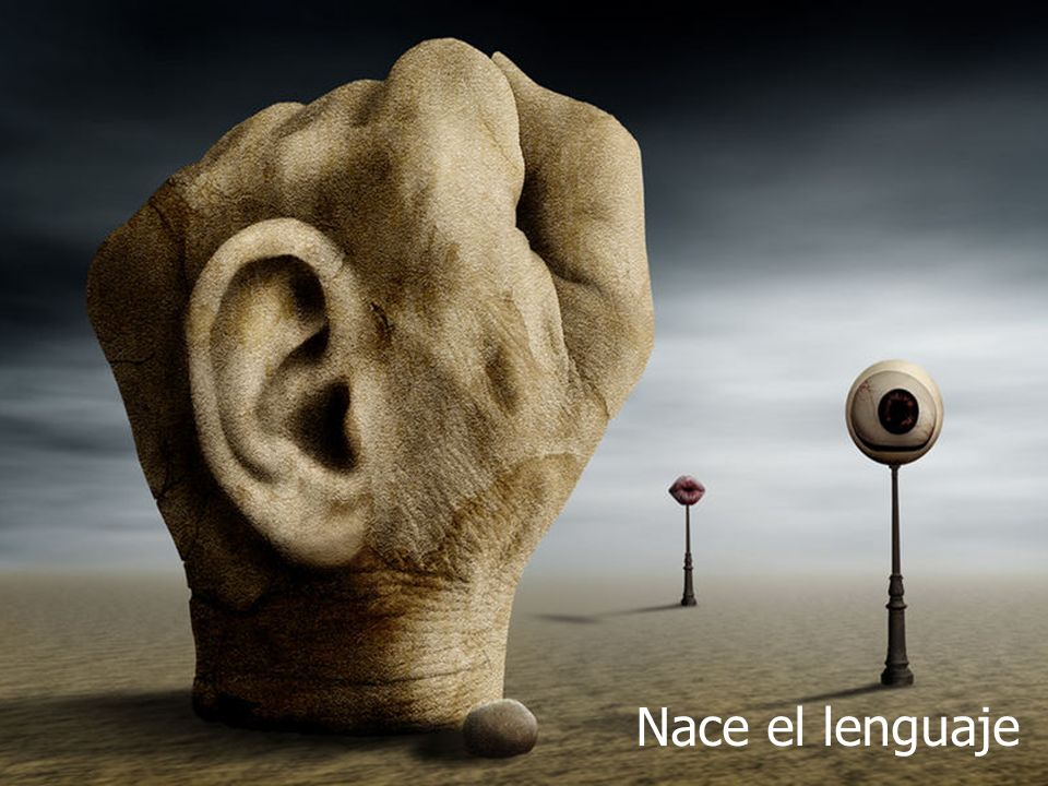 Nace el lenguaje
