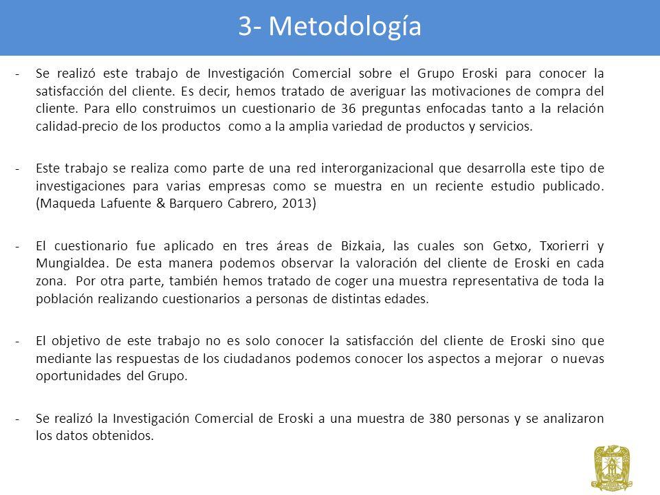 3- Metodología