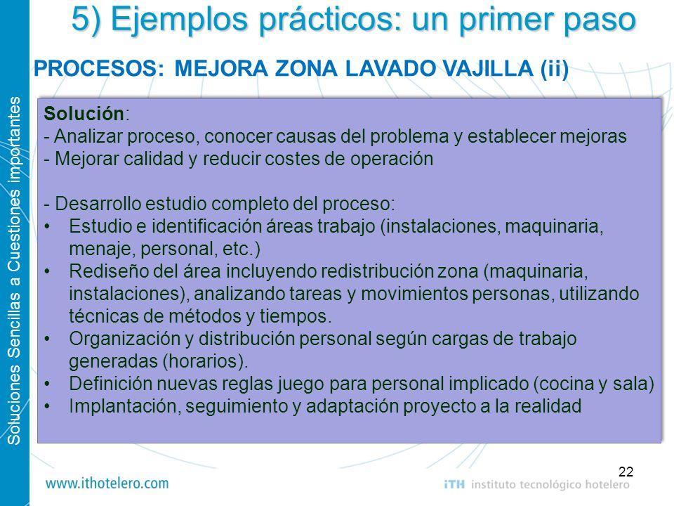 5) Ejemplos prácticos: un primer paso