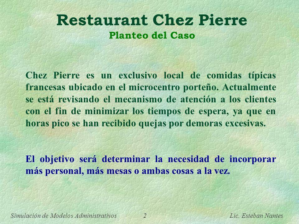 Restaurant Chez Pierre