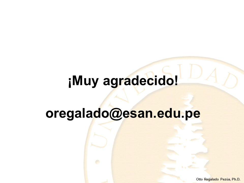 ¡Muy agradecido! oregalado@esan.edu.pe