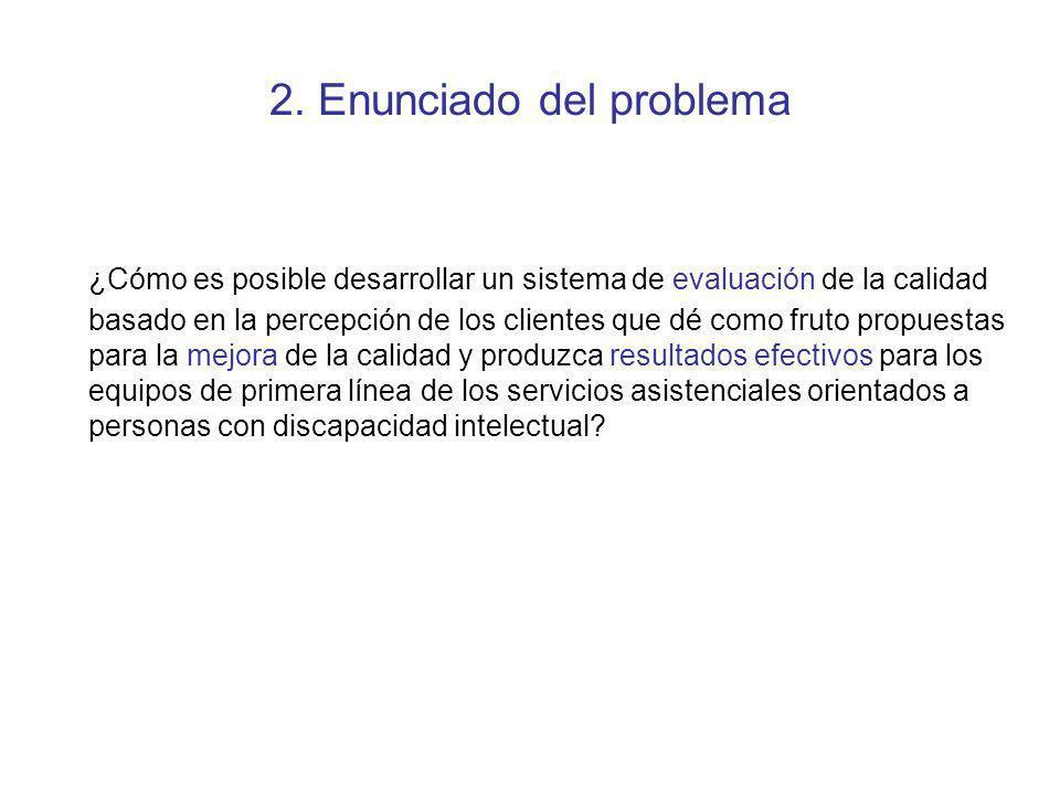 2. Enunciado del problema