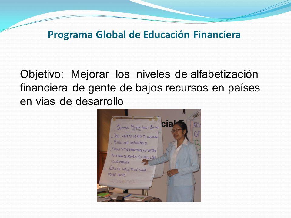 Programa Global de Educación Financiera