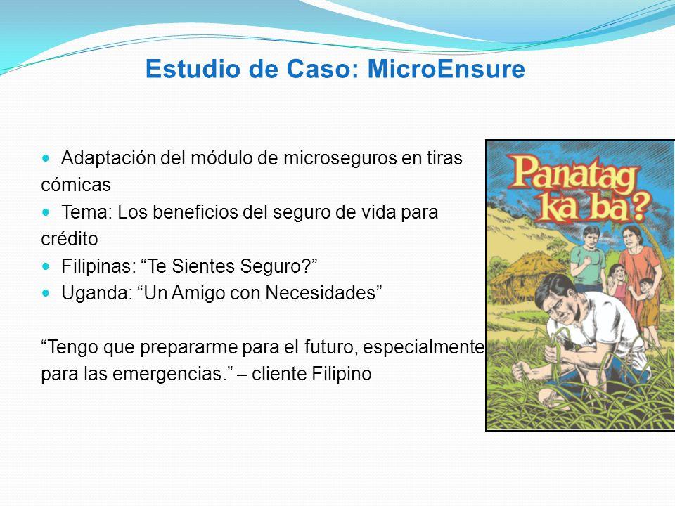 Estudio de Caso: MicroEnsure