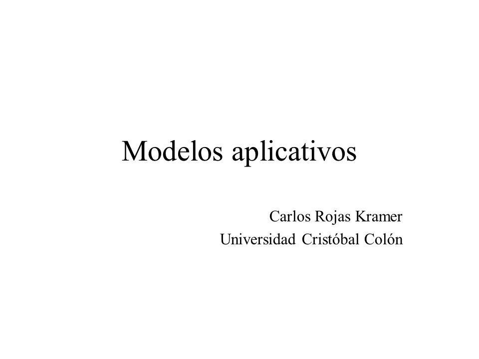 Carlos Rojas Kramer Universidad Cristóbal Colón