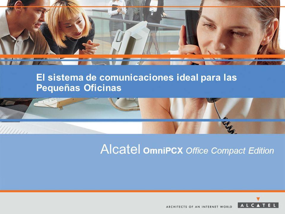 El sistema de comunicaciones ideal para las Pequeñas Oficinas
