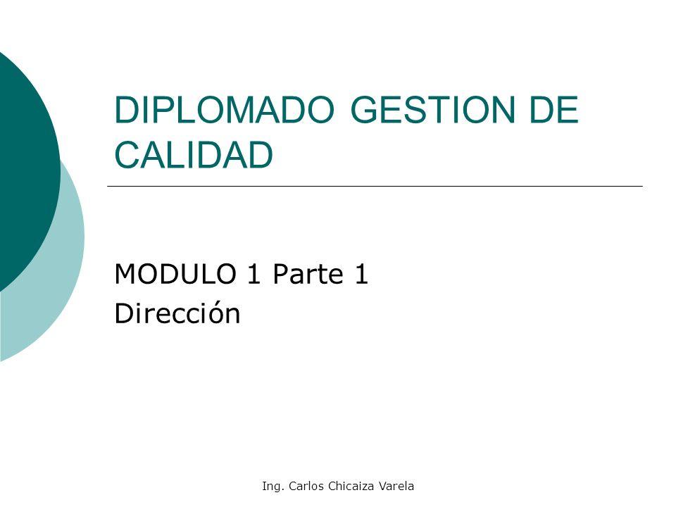 DIPLOMADO GESTION DE CALIDAD