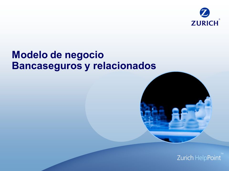 Modelo de negocio Bancaseguros y relacionados