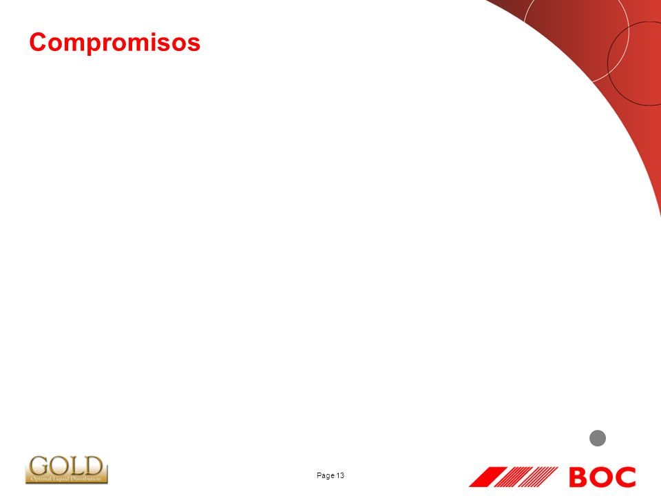 Compromisos Page 13