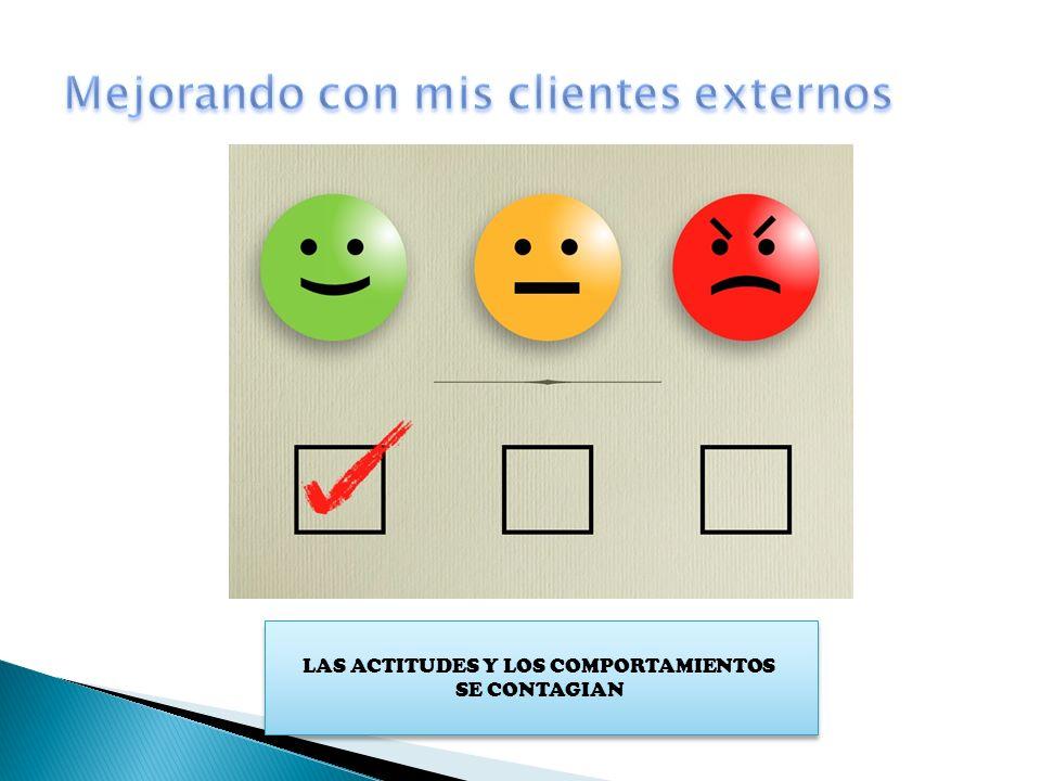 Mejorando con mis clientes externos