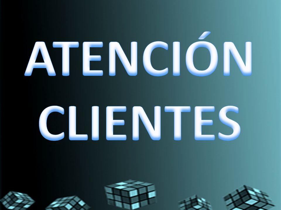 ATENCIÓN CLIENTES