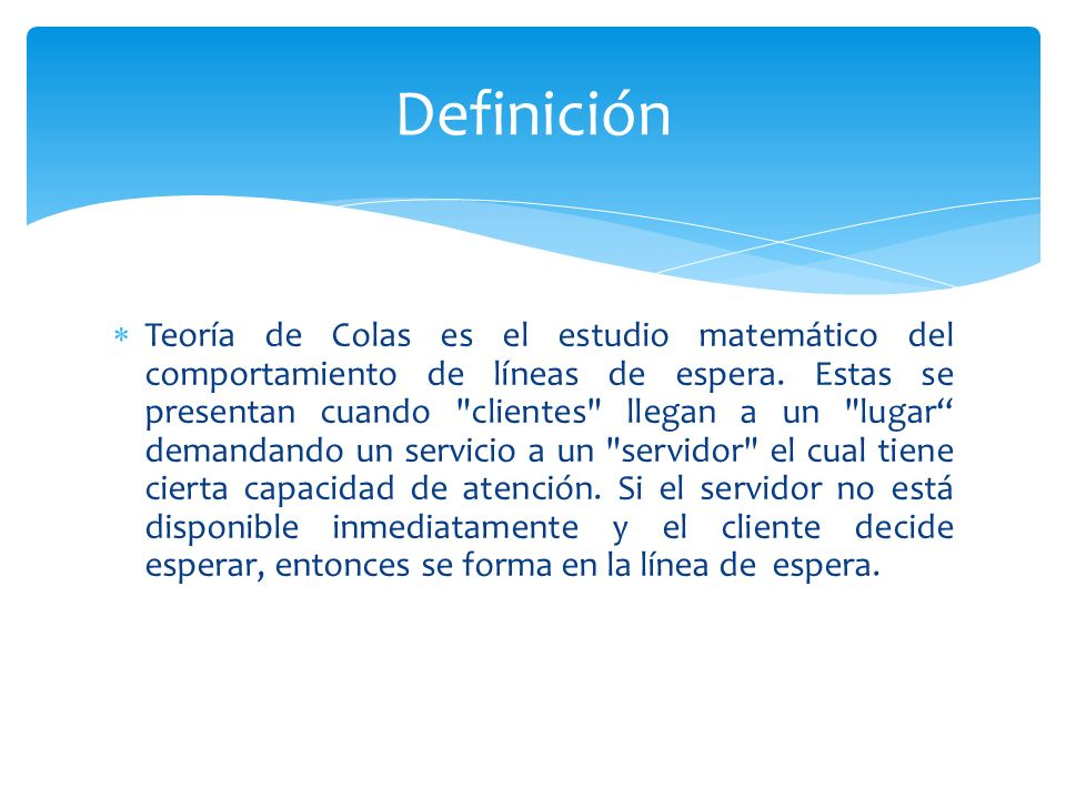 29/03/2017 Definición.
