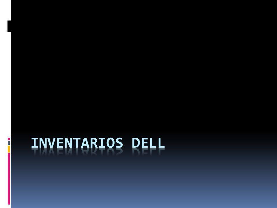 INVENTARIOS DELL
