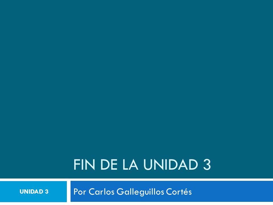 Por Carlos Galleguillos Cortés