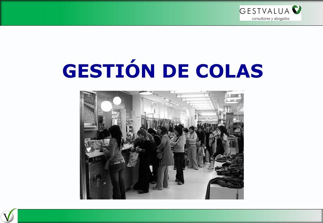 29/03/2017 GESTIÓN DE COLAS