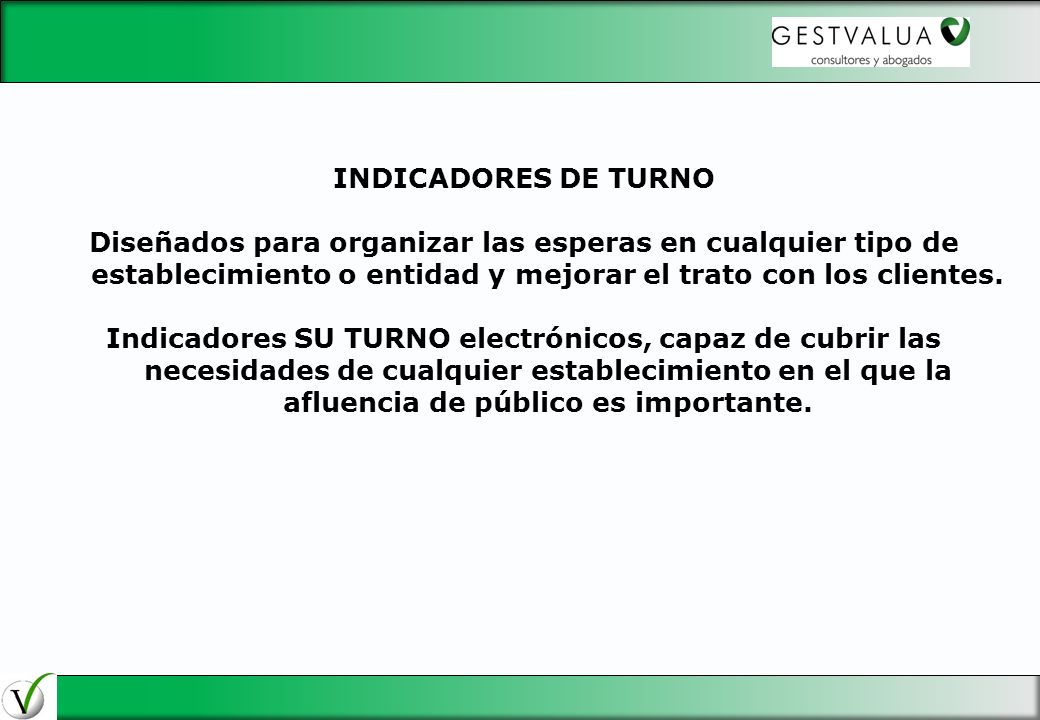 29/03/2017 INDICADORES DE TURNO.