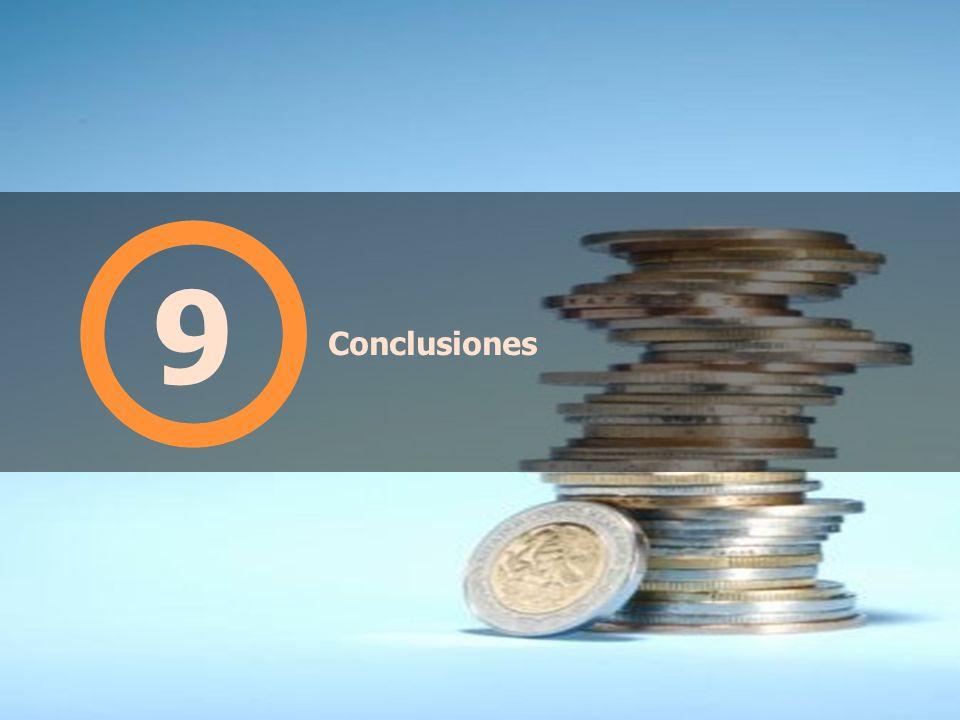 9 Conclusiones