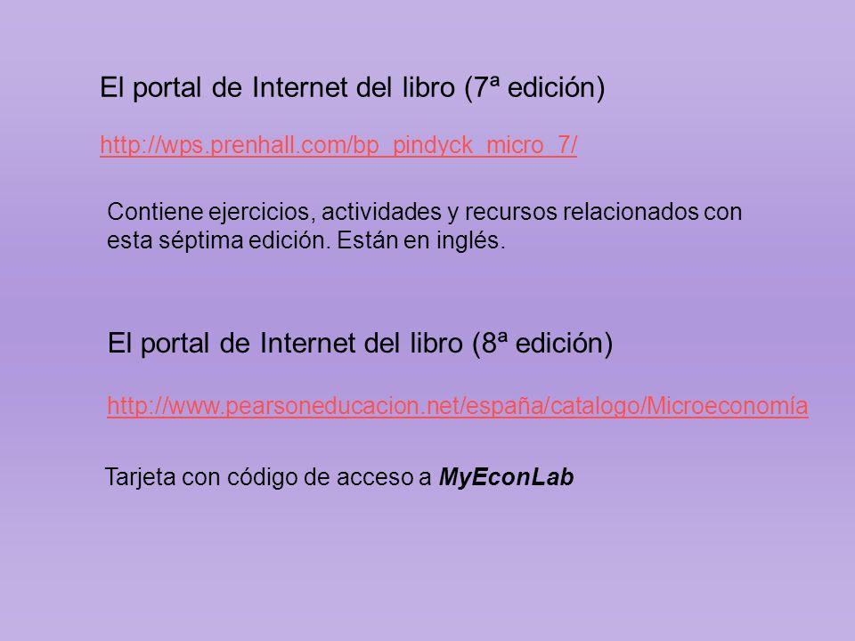 El portal de Internet del libro (7ª edición)
