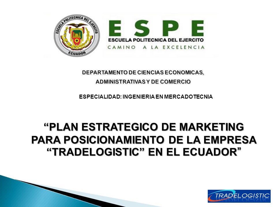 DEPARTAMENTO DE CIENCIAS ECONOMICAS, ADMINISTRATIVAS Y DE COMERCIO