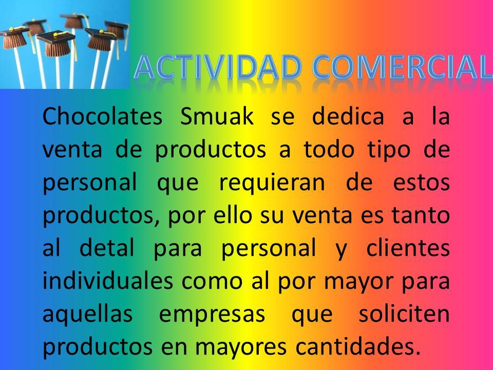 ACTIVIDAD COMERCIAL