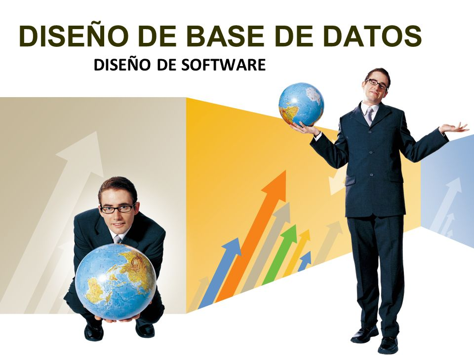 DISEÑO DE BASE DE DATOS DISEÑO DE SOFTWARE