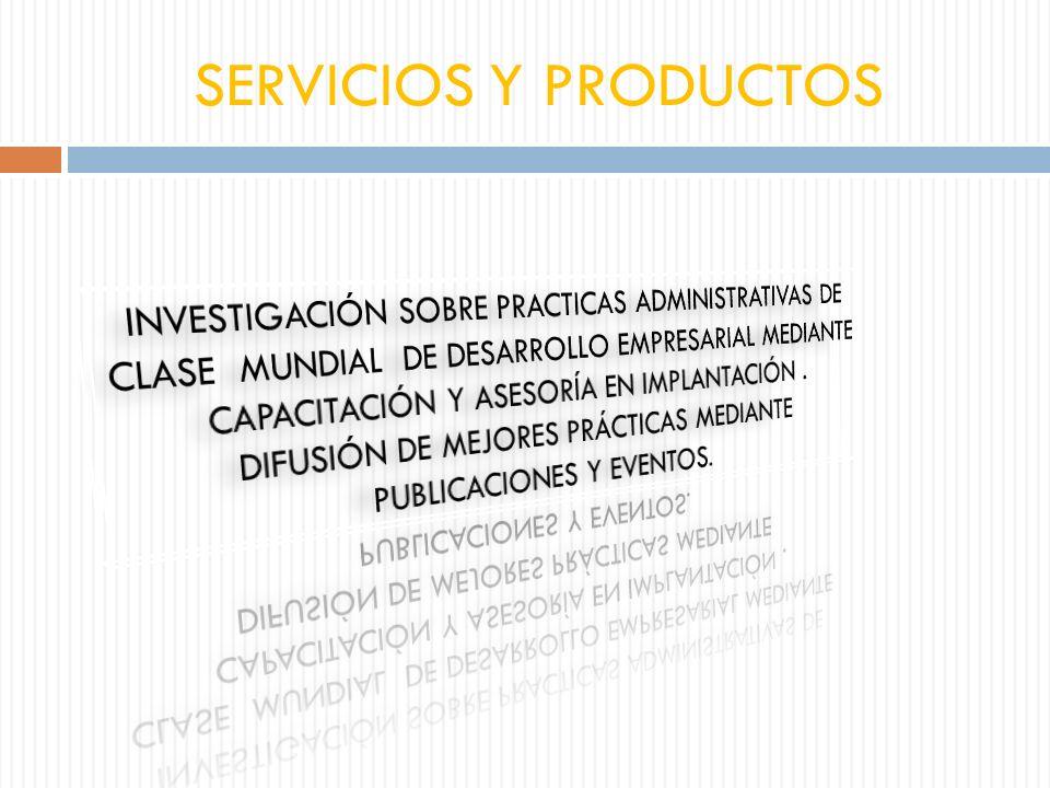 DIFUSIÓN DE MEJORES PRÁCTICAS MEDIANTE PUBLICACIONES Y EVENTOS.
