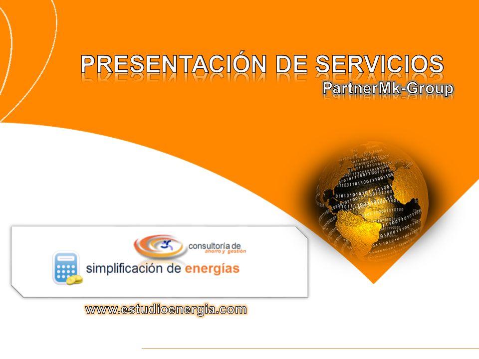 PRESENTACIÓN DE SERVICIOS