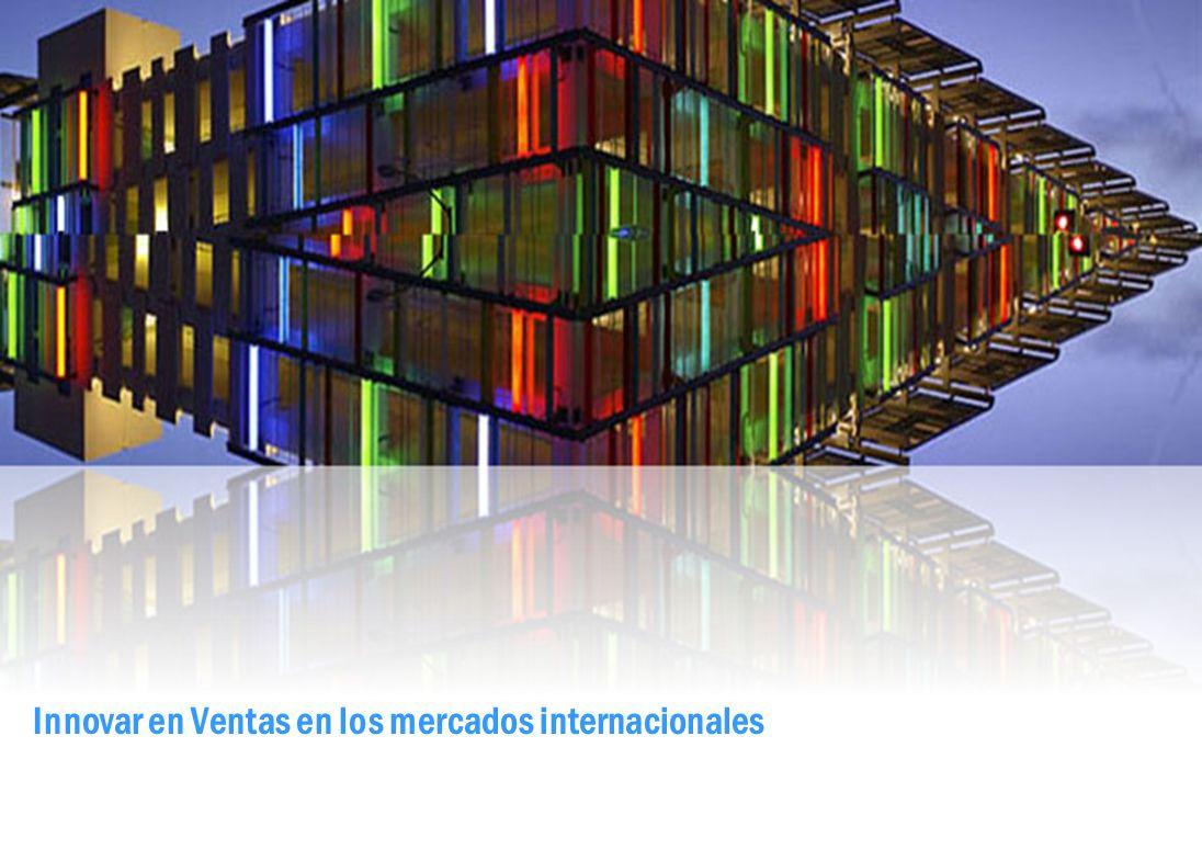 Innovar en Ventas en los mercados internacionales