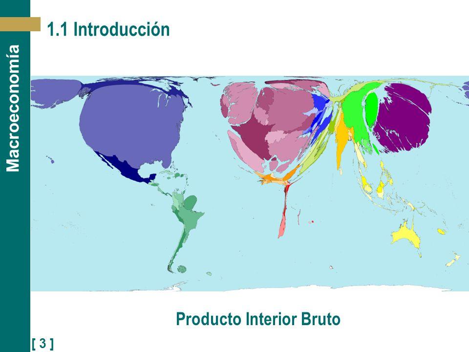 Producto Interior Bruto