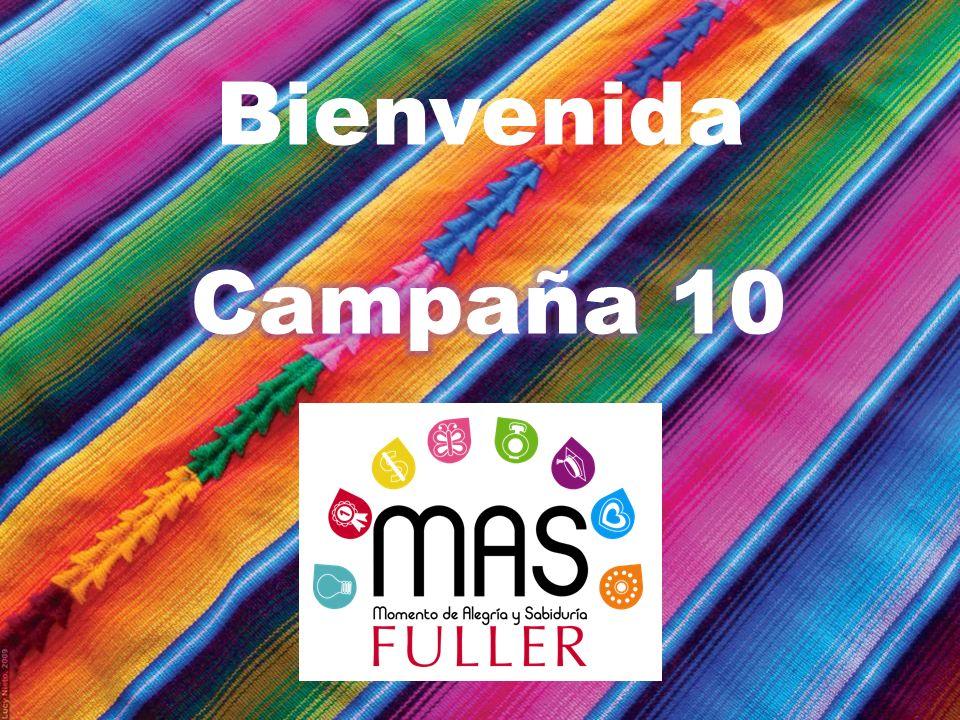 Bienvenida Campaña 10