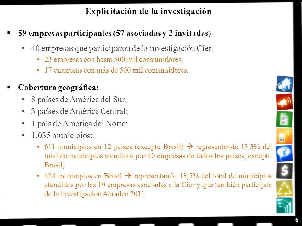 Explicitación de la investigación