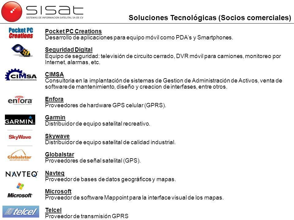 Soluciones Tecnológicas (Socios comerciales)